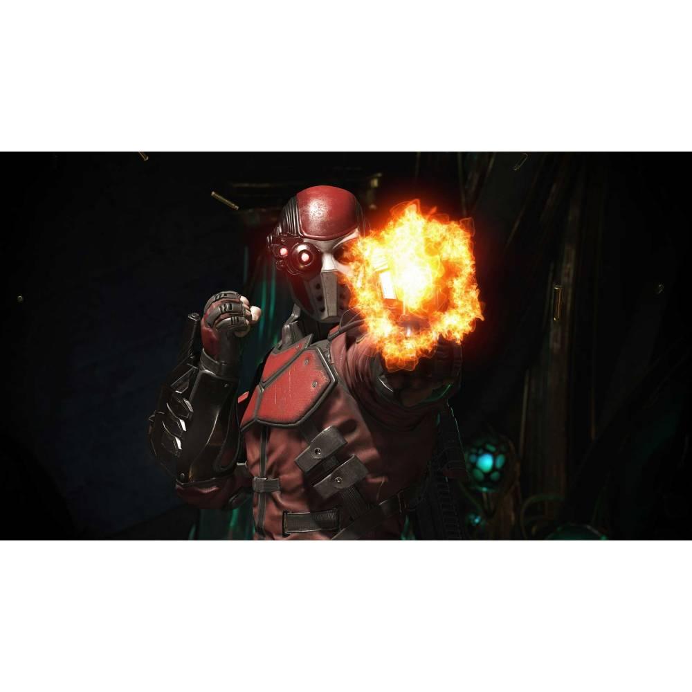 Injustice 2: Legendary Edition (PS4/PS5) (Русские субтитры) (Injustice 2: Legendary Edition (PS4/PS5) (RU)) фото 6