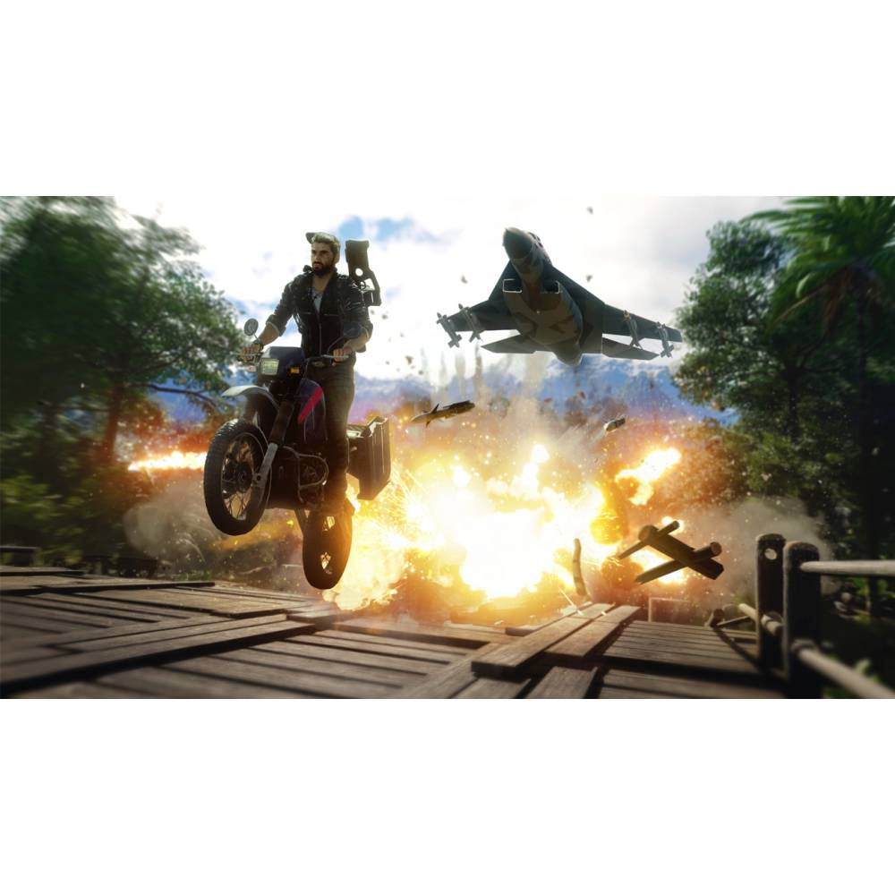 Just Cause 4 (PS4) (Русская версия) (Just Cause 4 (PS4) (RU)) фото 3