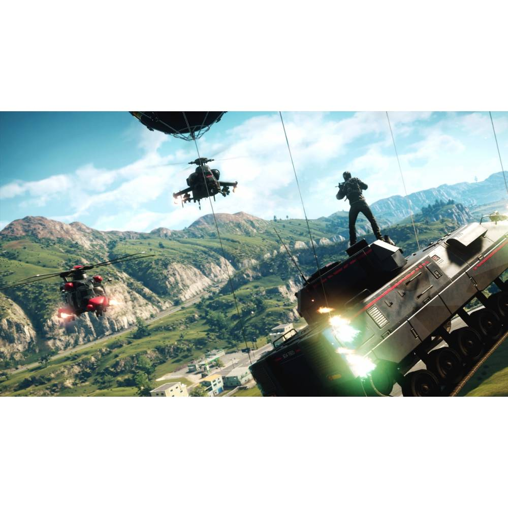 Just Cause 4 (PS4) (Русская версия) (Just Cause 4 (PS4) (RU)) фото 6