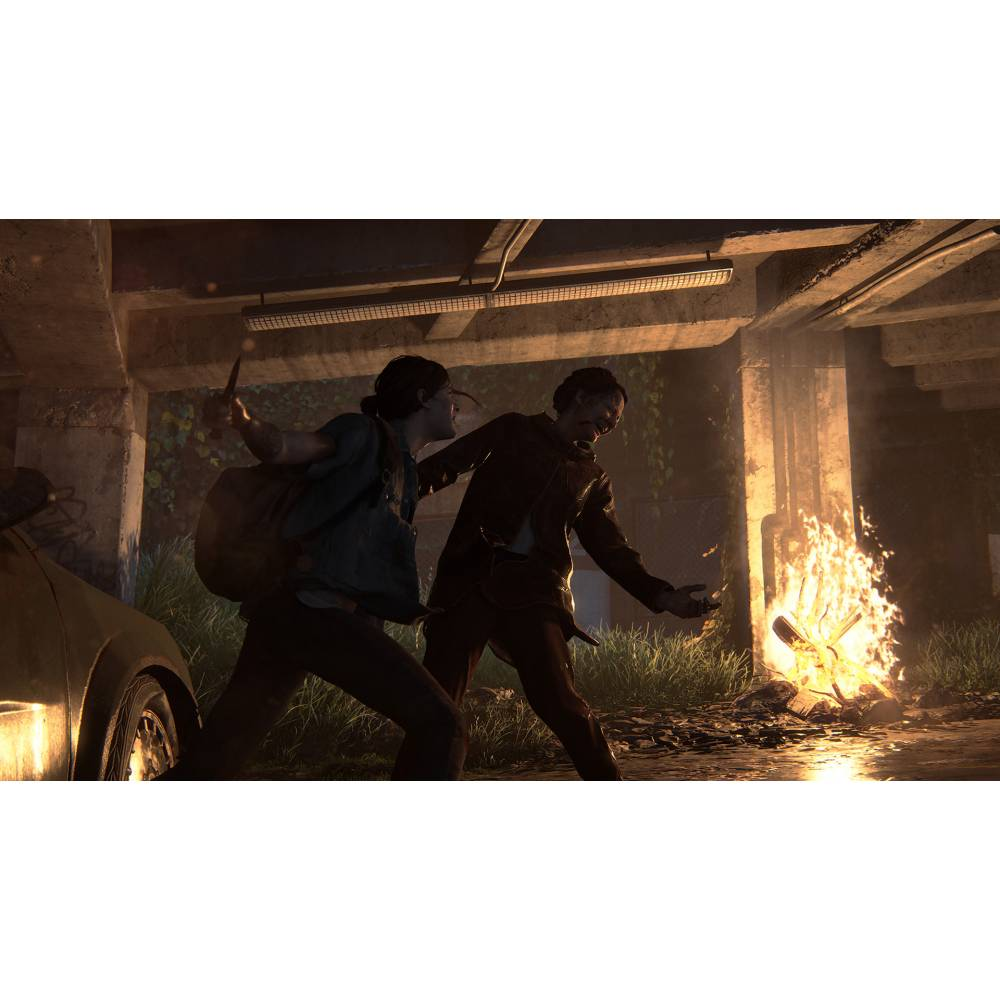 Одни из нас. Часть II (The Last of Us Part II) (PS4/PS5) (Русская озвучка) (The Last of Us Part II (PS4/PS5) (RU)) фото 3