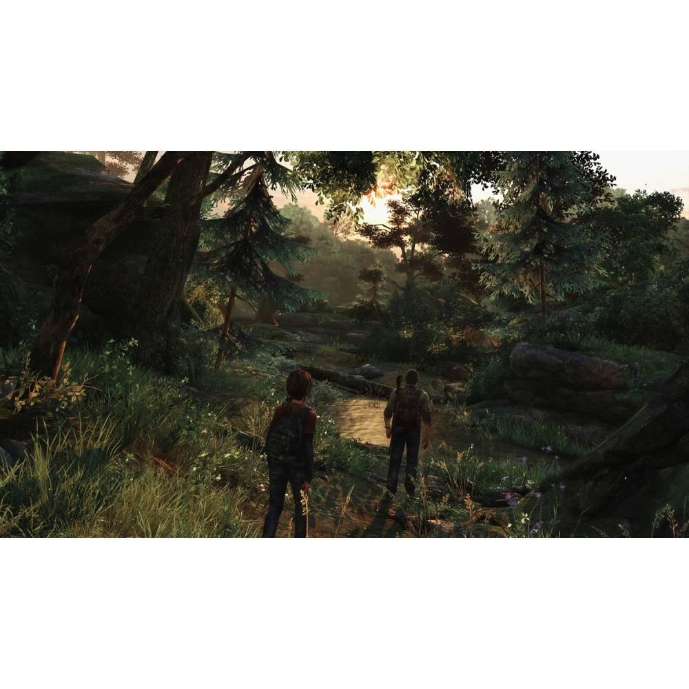The Last of Us Remastered (Одни из нас. Обновленная версия) (PS4) (Русская версия) (The Last of Us Remastered (PS4) (RU)) фото 3