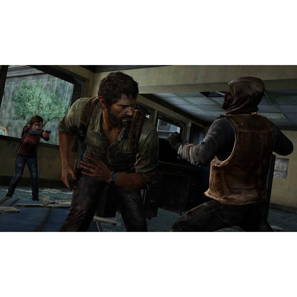The Last of Us Remastered (Одни из нас. Обновленная версия) (PS4) (Русская версия) (The Last of Us Remastered (PS4) (RU)) фото 5