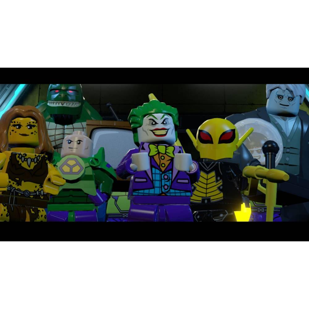 LEGO Batman 3: Beyond Gotham (LEGO Batman 3: Залишаючи Готем) (PS4) (Російська версія) (LEGO Batman 3: Beyond Gotham (PS4) (RU)) фото 4