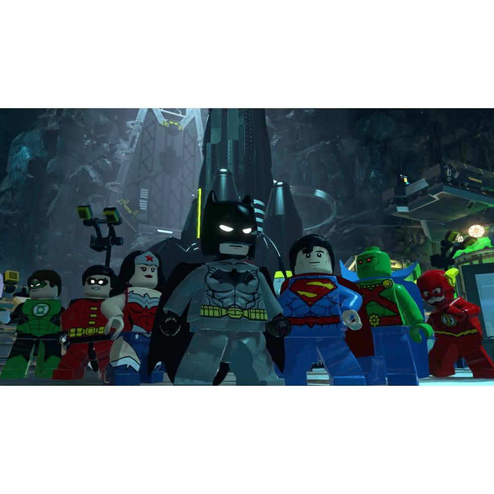 LEGO Batman 3: Beyond Gotham (LEGO Batman 3: Залишаючи Готем) (PS4) (Російська версія) (LEGO Batman 3: Beyond Gotham (PS4) (RU)) фото 6