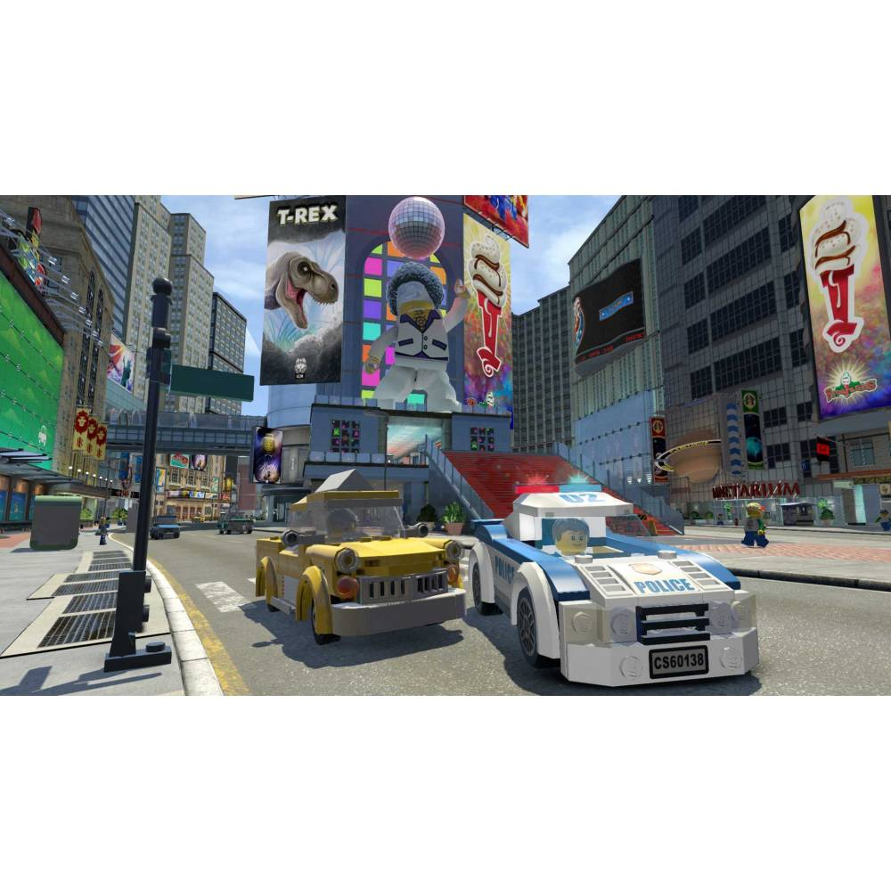 LEGO City Undercover (PS4/PS5) (Російська озвучка) (LEGO City Undercover (PS4/PS5) (RU)) фото 6
