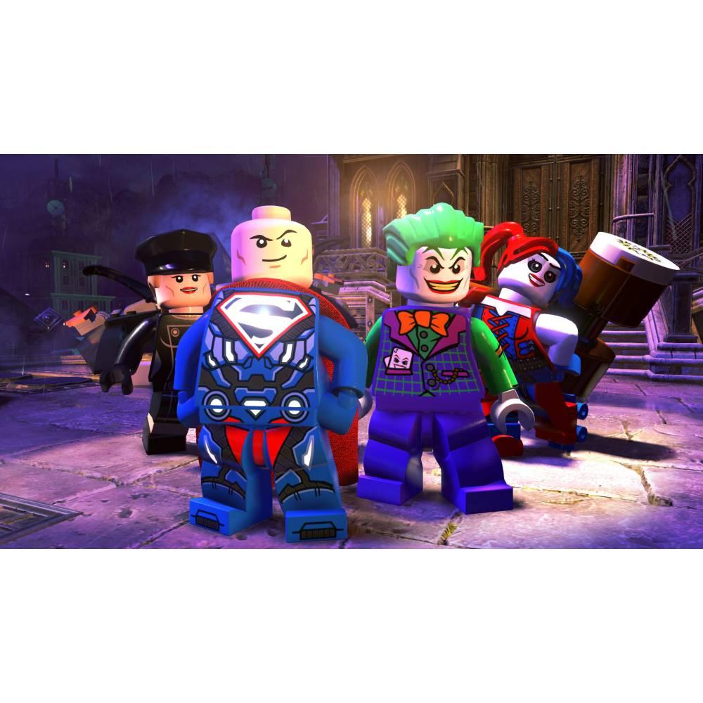 LEGO DC Super-Villains (LEGO Суперзлодії DC) (PS4) (Російська версія) (LEGO DC Super-Villains (PS4) (RU)) фото 3