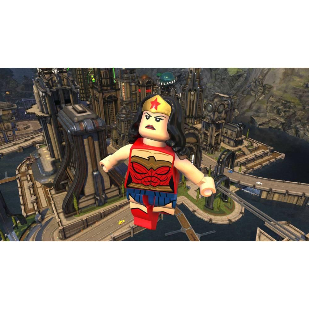 LEGO DC Super-Villains (LEGO Суперзлодії DC) (PS4) (Російська версія) (LEGO DC Super-Villains (PS4) (RU)) фото 4