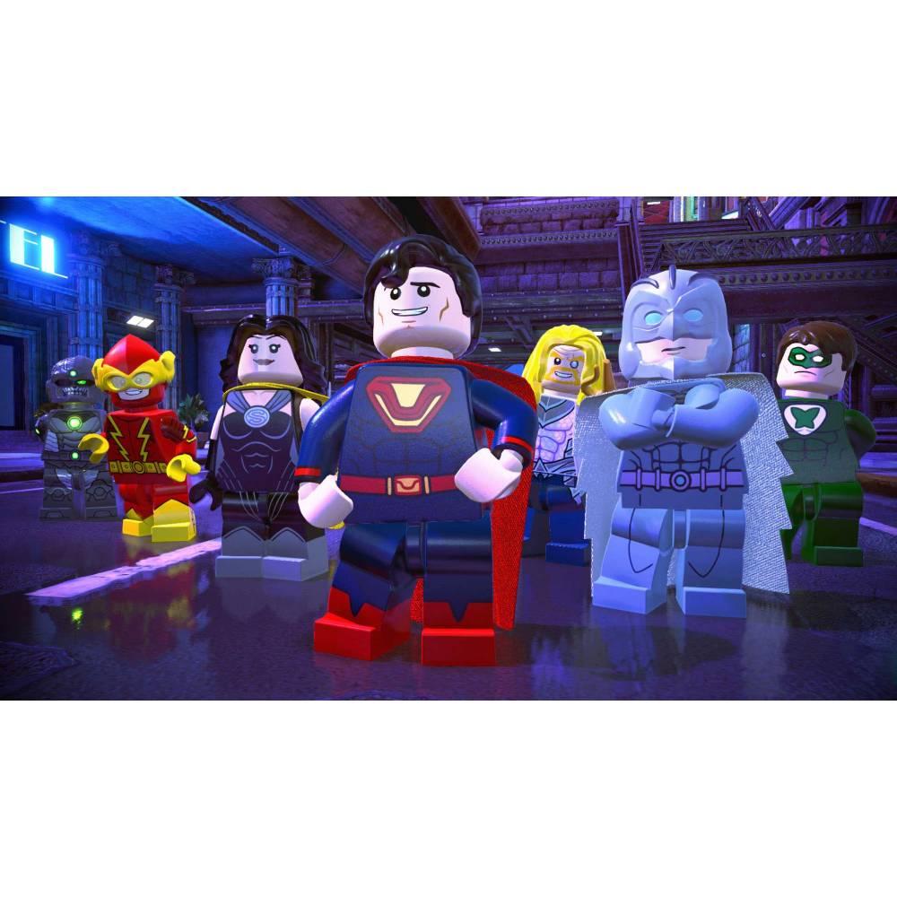 LEGO DC Super-Villains (LEGO Суперзлодії DC) (PS4) (Російська версія) (LEGO DC Super-Villains (PS4) (RU)) фото 5