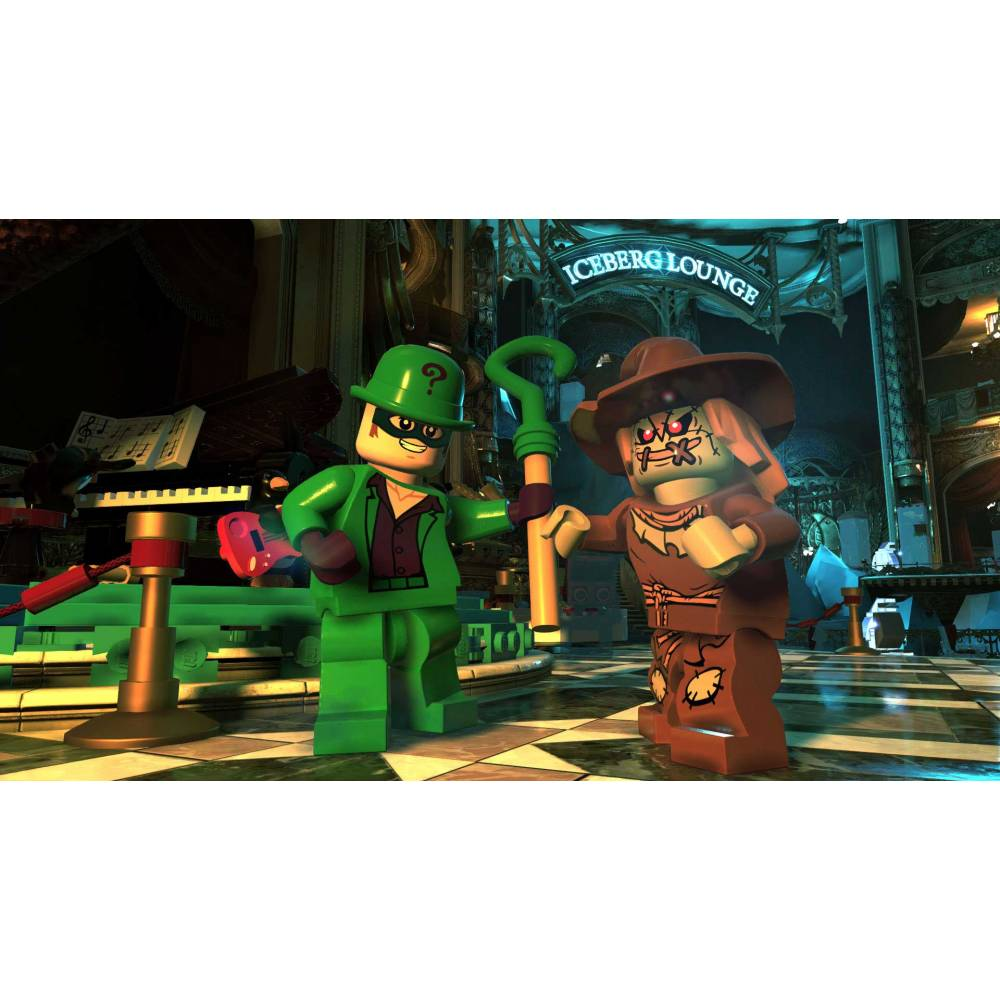 LEGO DC Super-Villains (LEGO Суперзлодії DC) (PS4) (Російська версія) (LEGO DC Super-Villains (PS4) (RU)) фото 6