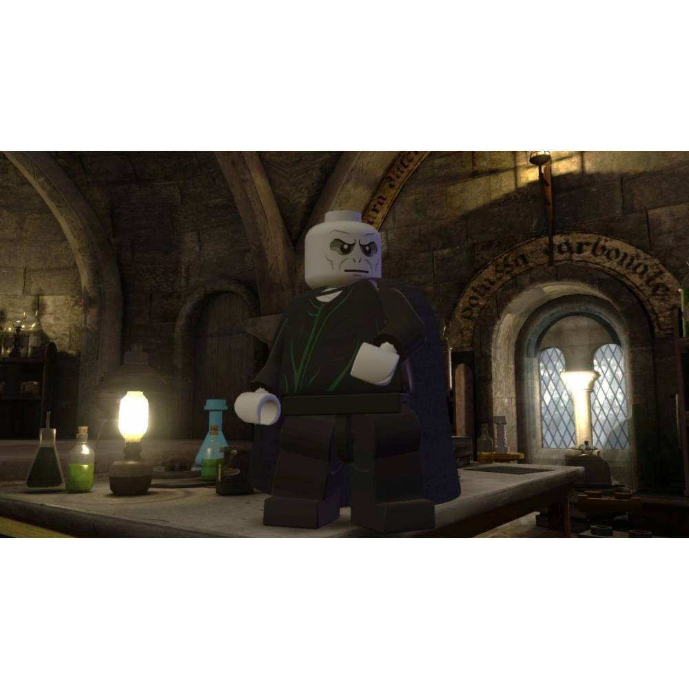 LEGO Harry Potter Collection (PS4/PS5) (Англійська версія) (LEGO Harry Potter Collection (PS4/PS5) (EN)) фото 4