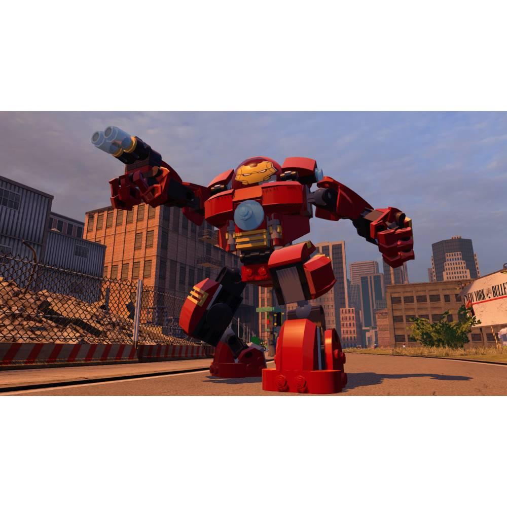 LEGO Marvel's Avengers (PS4/PS5) (Російські субтитри) (LEGO Marvel's Avengers (PS4/PS5) (RU)) фото 4