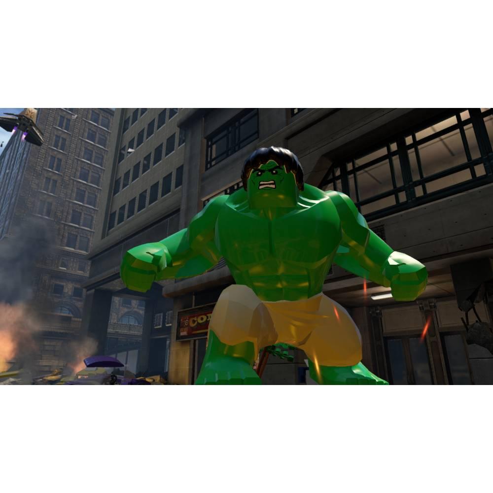 LEGO Marvel's Avengers (PS4/PS5) (Російські субтитри) (LEGO Marvel's Avengers (PS4/PS5) (RU)) фото 5