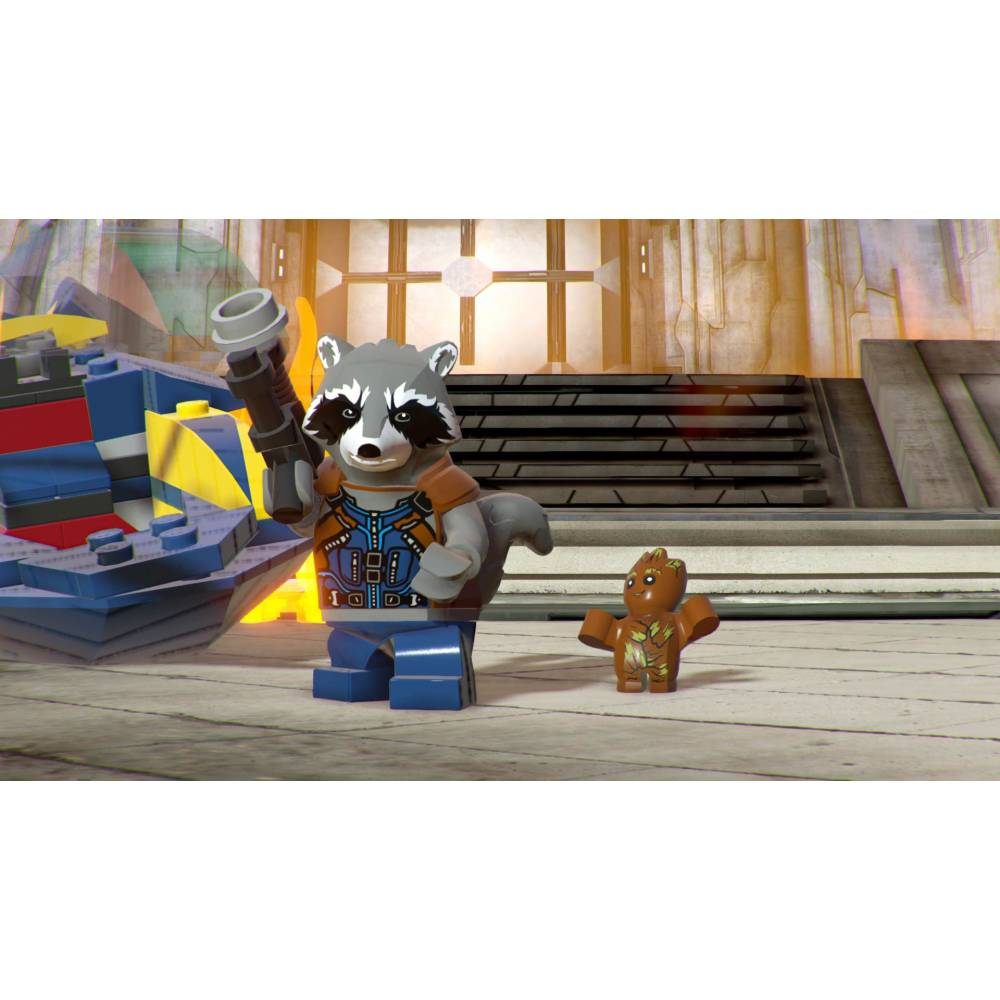 LEGO Marvel Super Heroes 2 (PS4) (Русская версия) (LEGO Marvel Super Heroes 2 (PS4) (RU)) фото 3