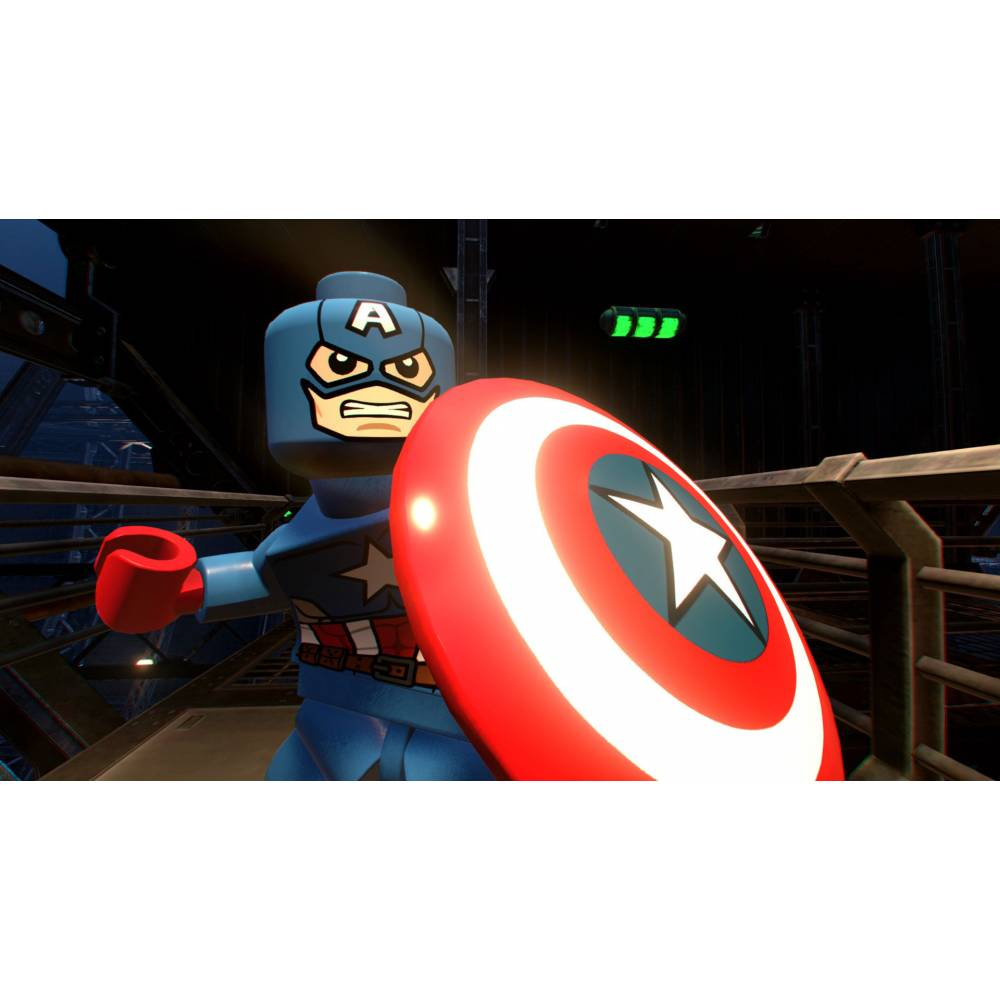 LEGO Marvel Super Heroes 2 (PS4) (Русская версия) (LEGO Marvel Super Heroes 2 (PS4) (RU)) фото 4