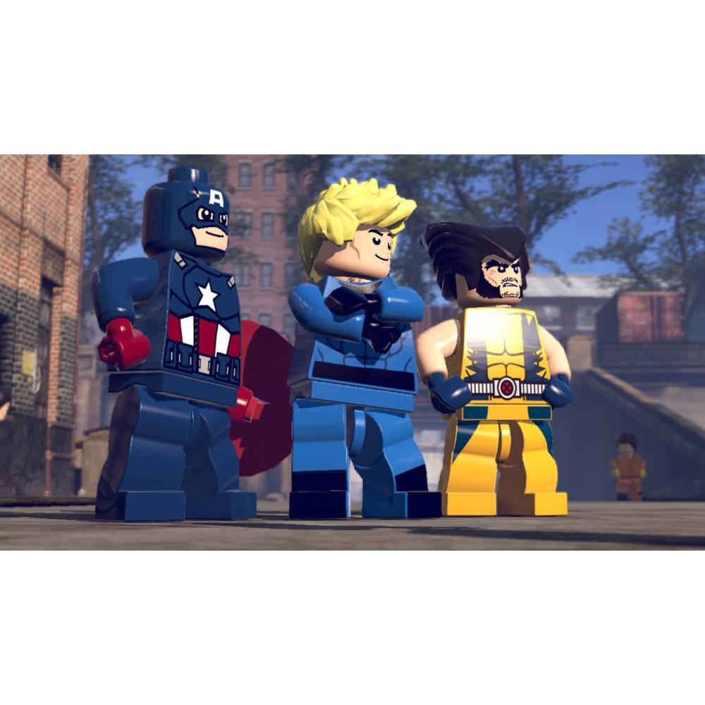 LEGO Marvel Super Heroes (PS4/PS5) (Російські субтитри) (LEGO Marvel Super Heroes (PS4/PS5) (RU)) фото 3