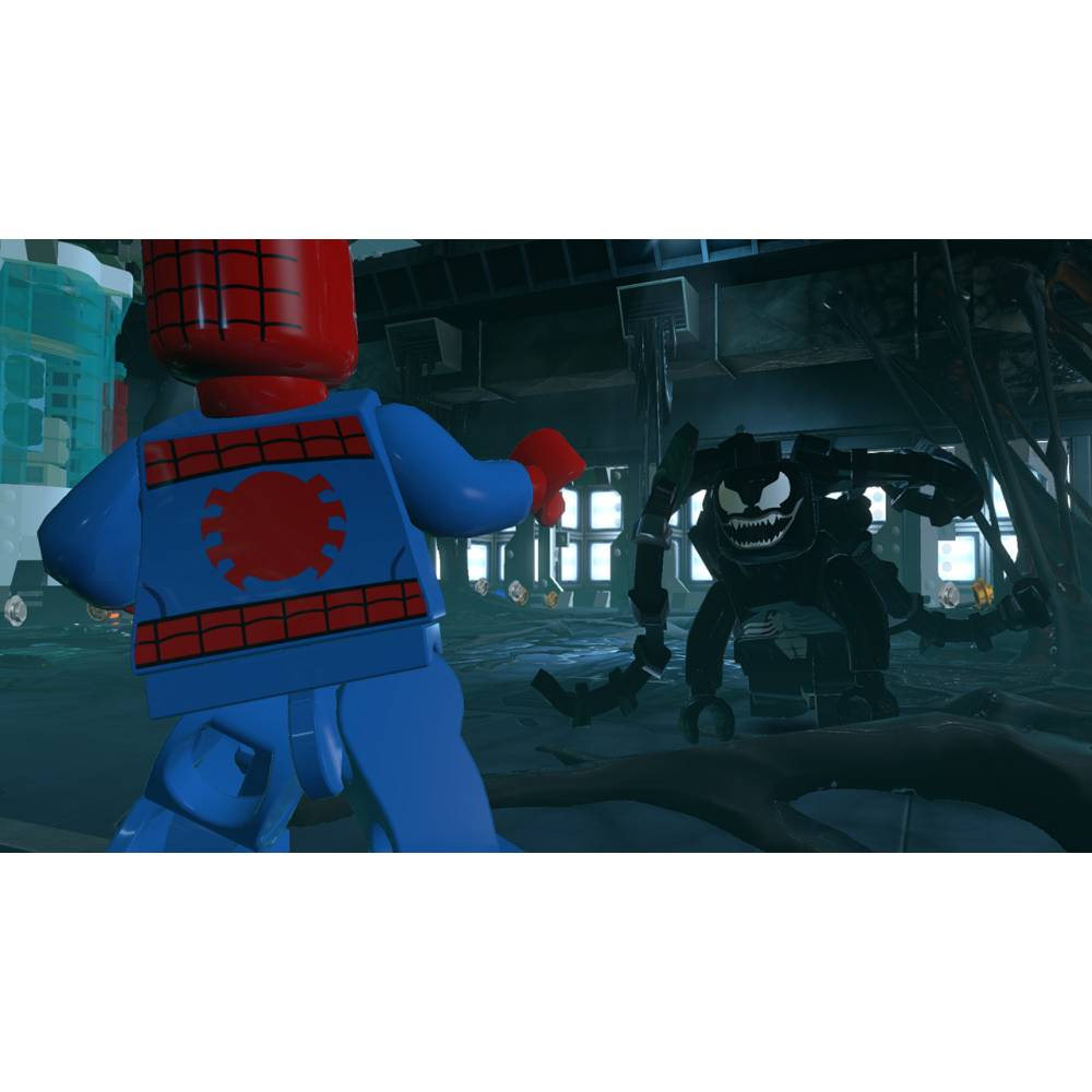 LEGO Marvel Super Heroes (PS4/PS5) (Російські субтитри) (LEGO Marvel Super Heroes (PS4/PS5) (RU)) фото 4
