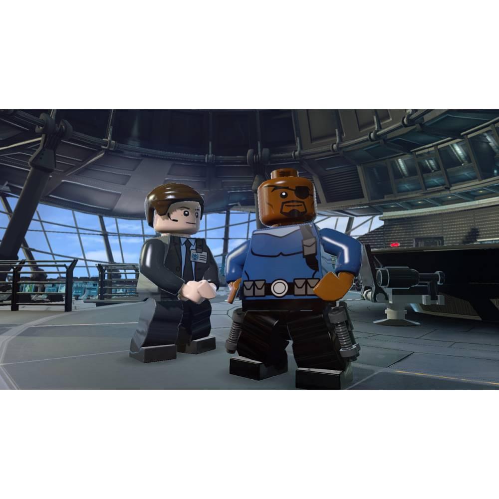 LEGO Marvel Super Heroes (PS4/PS5) (Російські субтитри) (LEGO Marvel Super Heroes (PS4/PS5) (RU)) фото 5