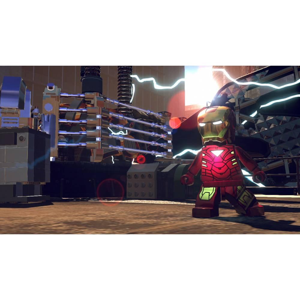 LEGO Marvel Super Heroes (PS4/PS5) (Російські субтитри) (LEGO Marvel Super Heroes (PS4/PS5) (RU)) фото 6