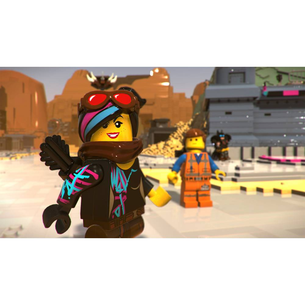 LEGO Movie Videogame 2 (PS4/PS5) (Російські субтитри) (LEGO Movie Videogame 2 (PS4/PS5) (RU)) фото 3