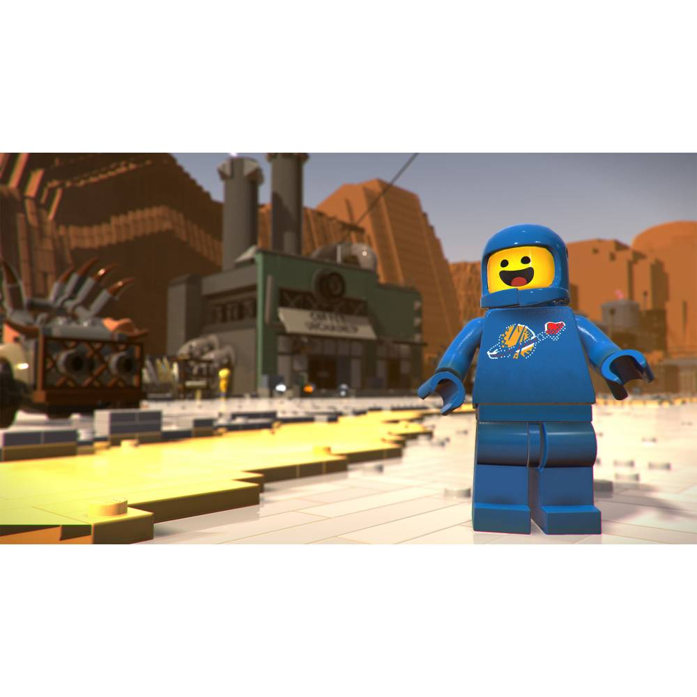 LEGO Movie Videogame 2 (PS4/PS5) (Російські субтитри) (LEGO Movie Videogame 2 (PS4/PS5) (RU)) фото 6