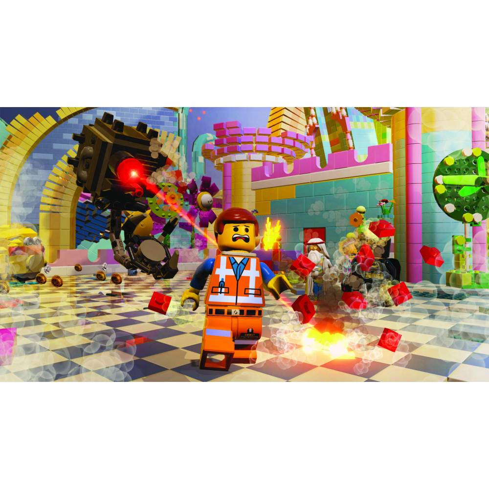 LEGO Movie Videogame (PS4) (Русская версия) (LEGO Movie Videogame (PS4) (RU)) фото 5