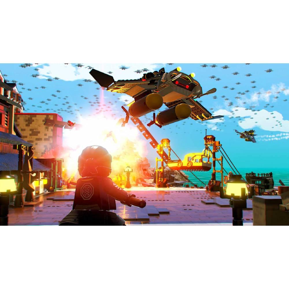 LEGO Ninjago Movie Video Game (LEGO Ніндзяго: Гра по фільму) (PS4) (Російська версія) (LEGO Ninjago Movie Video Game (PS4) (RU)) фото 3