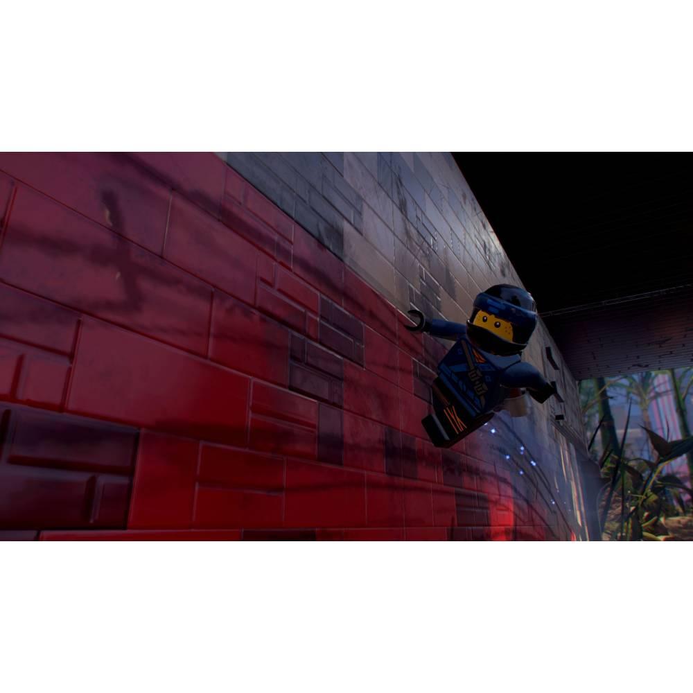 LEGO Ninjago Movie Video Game (LEGO Ніндзяго: Гра по фільму) (PS4) (Російська версія) (LEGO Ninjago Movie Video Game (PS4) (RU)) фото 4