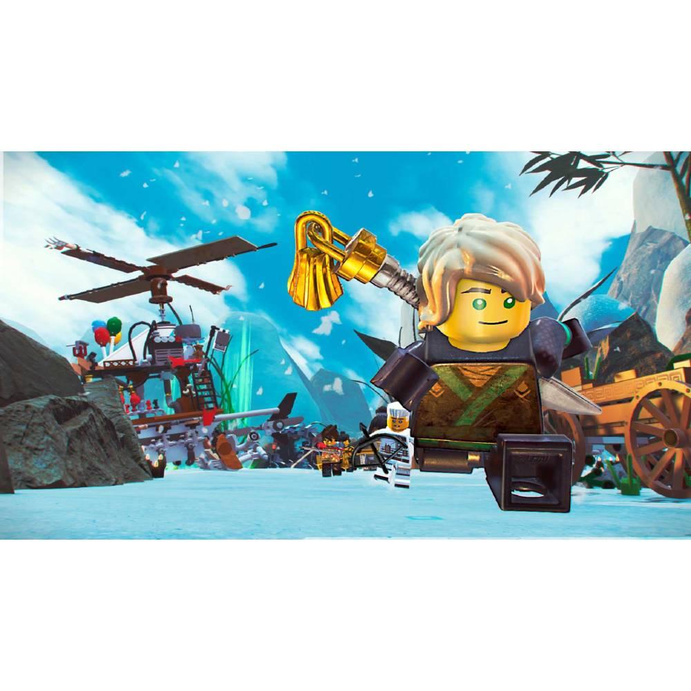 LEGO Ninjago Movie Video Game (LEGO Ніндзяго: Гра по фільму) (PS4) (Російська версія) (LEGO Ninjago Movie Video Game (PS4) (RU)) фото 5