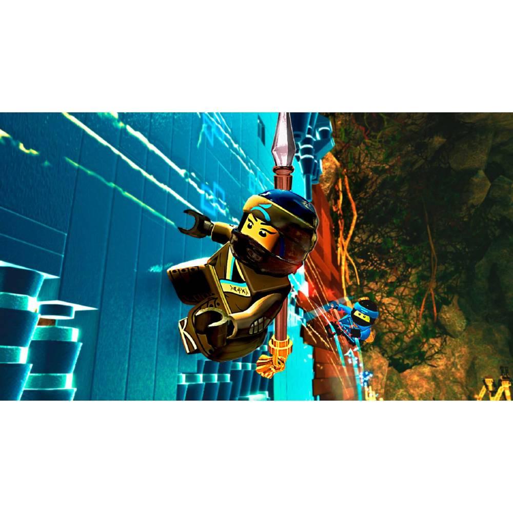 LEGO Ninjago Movie Video Game (LEGO Ніндзяго: Гра по фільму) (PS4) (Російська версія) (LEGO Ninjago Movie Video Game (PS4) (RU)) фото 6
