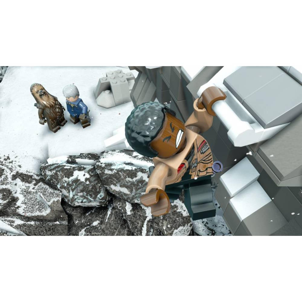 LEGO Star Wars: The Force Awakens (LEGO Star Wars: Пробудження сили) (PS4) (Російська версія) (LEGO Star Wars: The Force Awakens (PS4) (RU)) фото 3