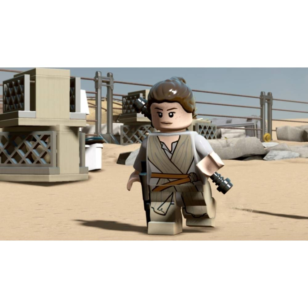 LEGO Star Wars: The Force Awakens (LEGO Star Wars: Пробудження сили) (PS4) (Російська версія) (LEGO Star Wars: The Force Awakens (PS4) (RU)) фото 6