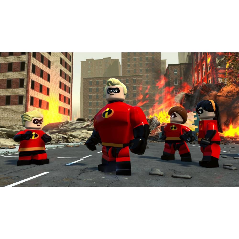 LEGO The Incredibles (LEGO Суперсімейка) (PS4) (Російська версія) (LEGO The Incredibles (PS4) (RU)) фото 4