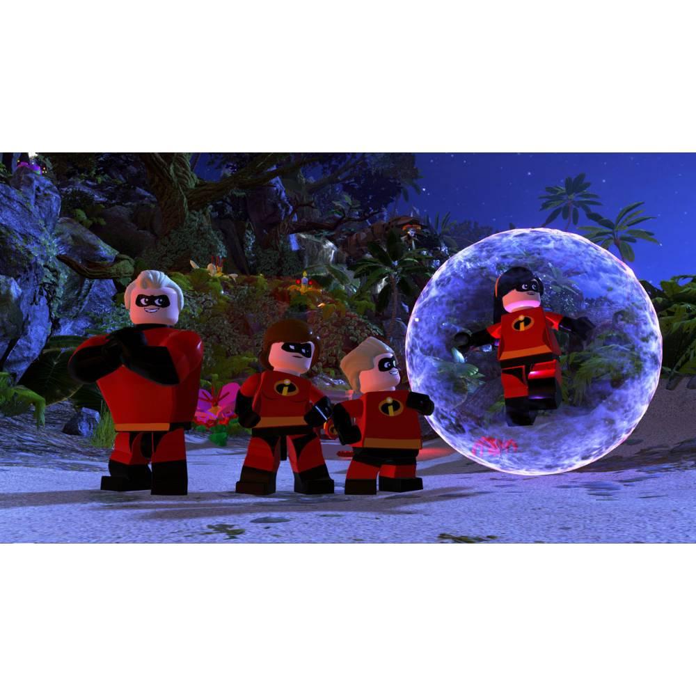 LEGO The Incredibles (LEGO Суперсімейка) (PS4) (Російська версія) (LEGO The Incredibles (PS4) (RU)) фото 5