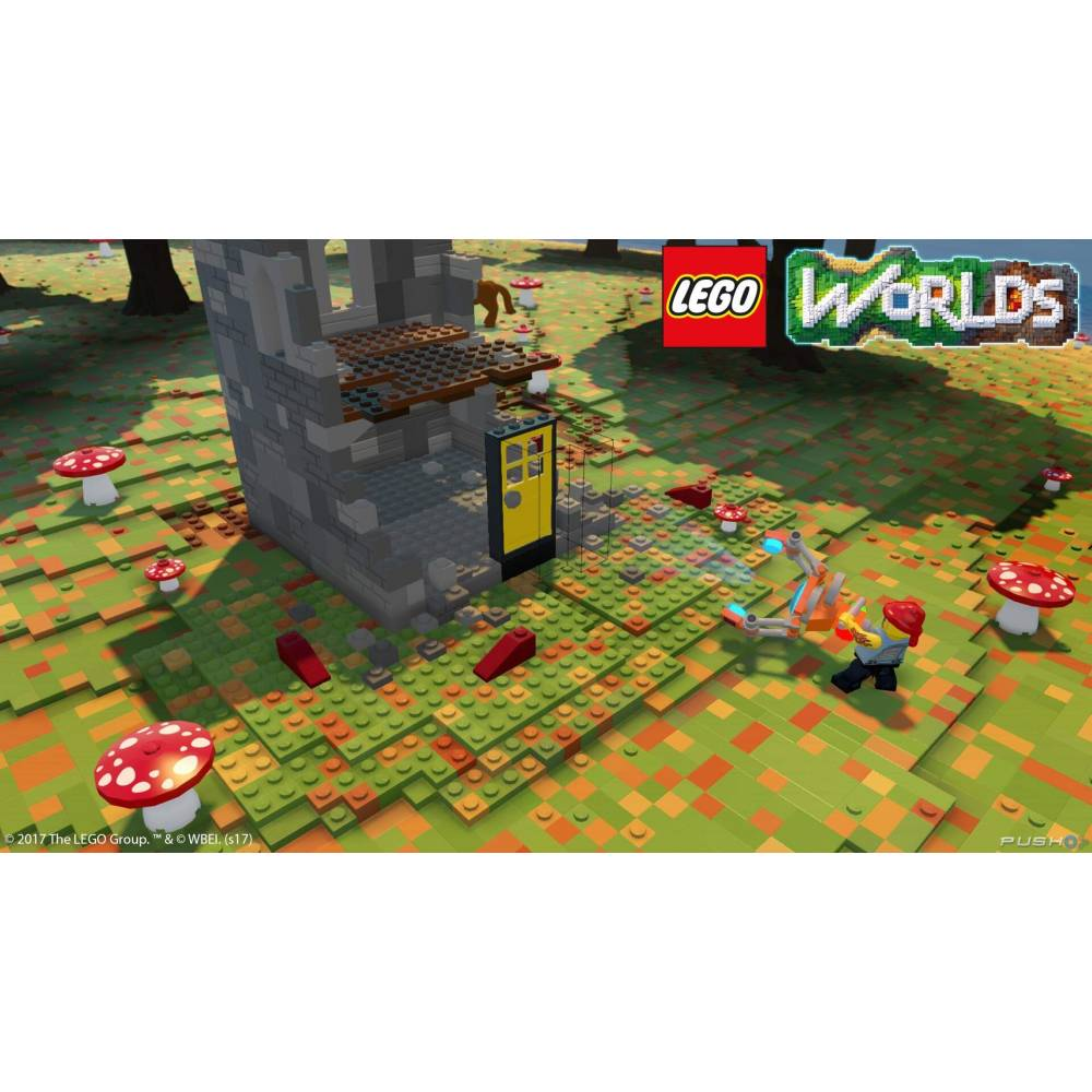 LEGO Worlds (PS4) (Російська версія) (LEGO Worlds (PS4) (RU)) фото 6