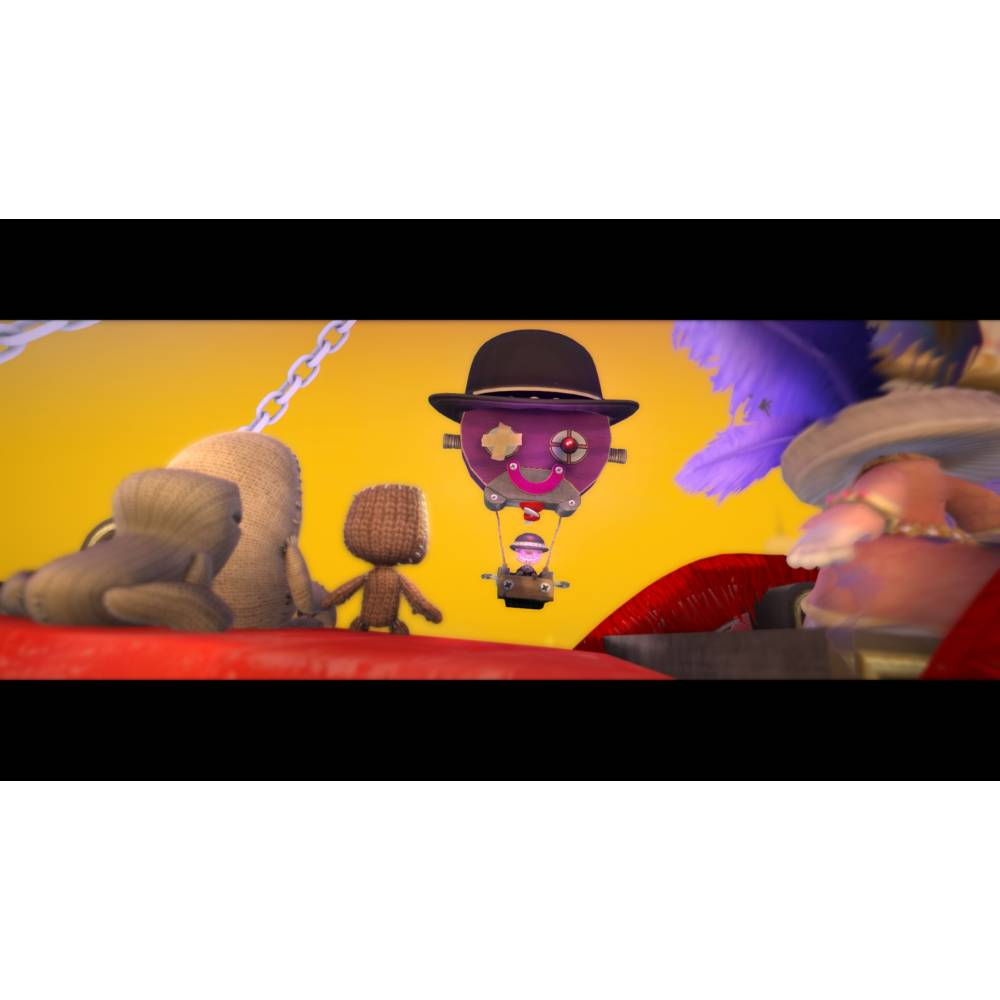 LittleBigPlanet 3 (PS4/PS5) (Русская озвучка) (LittleBigPlanet 3 (PS4/PS5) (RU)) фото 3