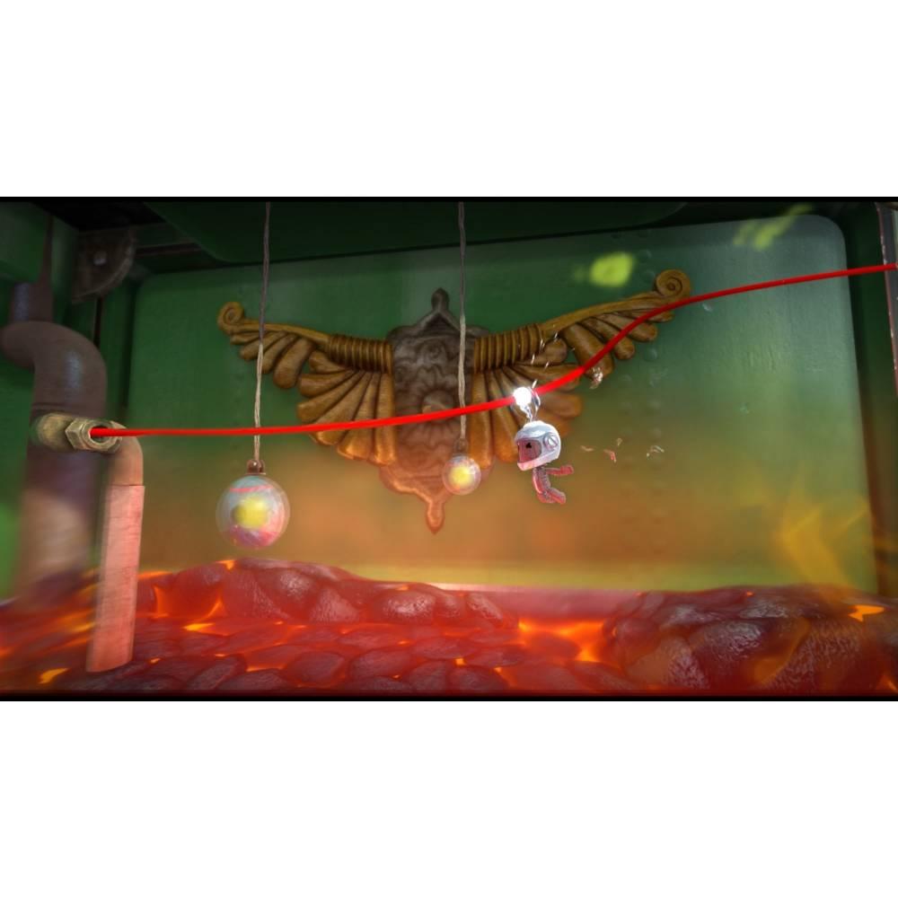 LittleBigPlanet 3 (PS4) (Російська версія) (LittleBigPlanet 3 (PS4) (RU)) фото 5