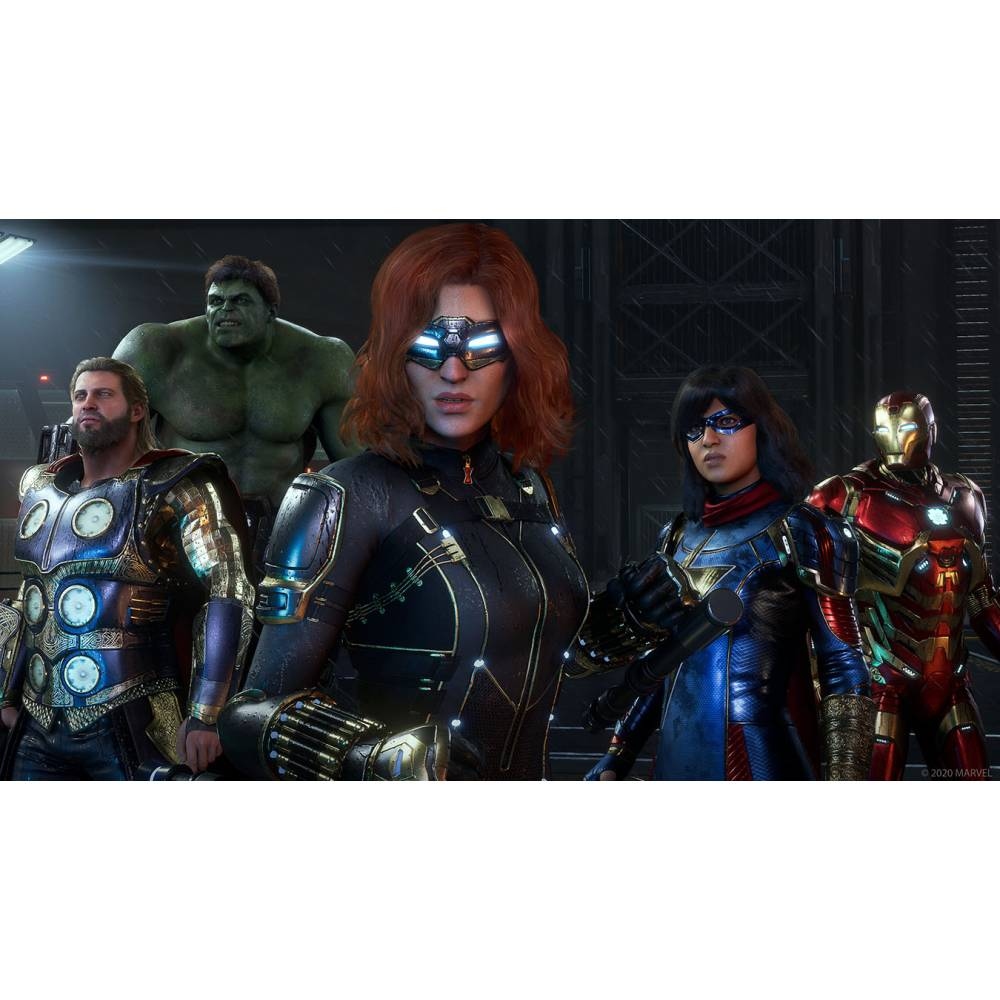 Marvel's Avengers (PS4/PS5) (Русская озвучка) (Marvel's Avengers (PS4/PS5) (RU)) фото 3