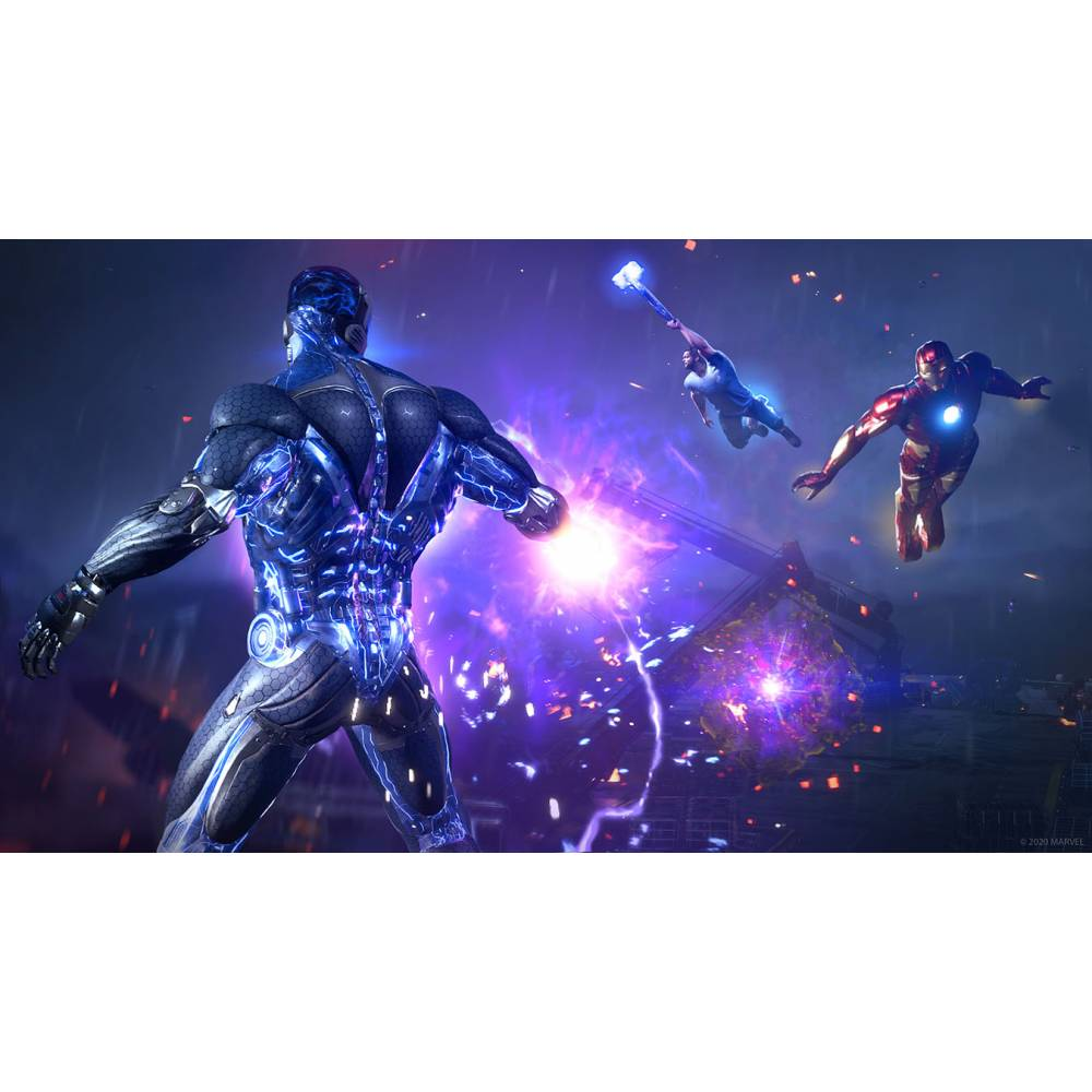 Marvel's Avengers (PS4/PS5) (Русская озвучка) (Marvel's Avengers (PS4/PS5) (RU)) фото 6