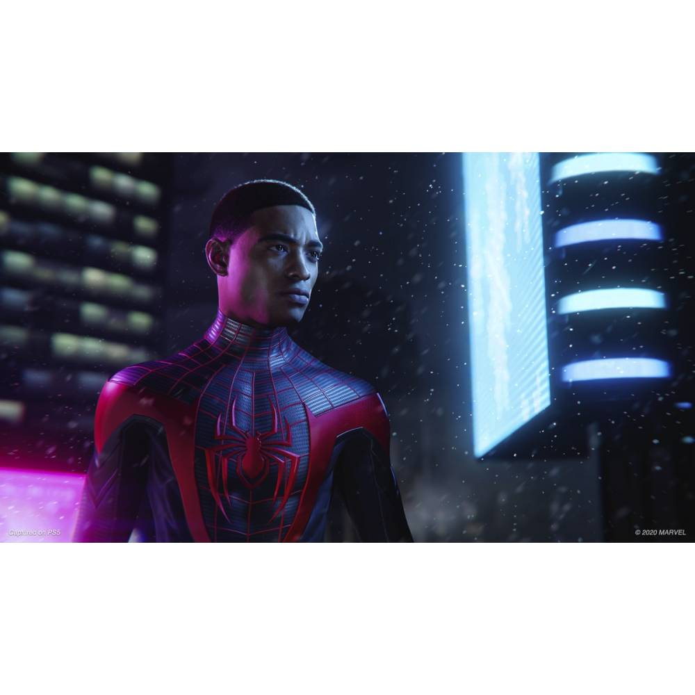 Marvel's Spider-Man: Miles Morales Ultimate Edition (PS5) (Російська озвучка) (Marvel's Spider-Man: Miles Morales Ultimate Edition (PS5) (RU)) фото 3