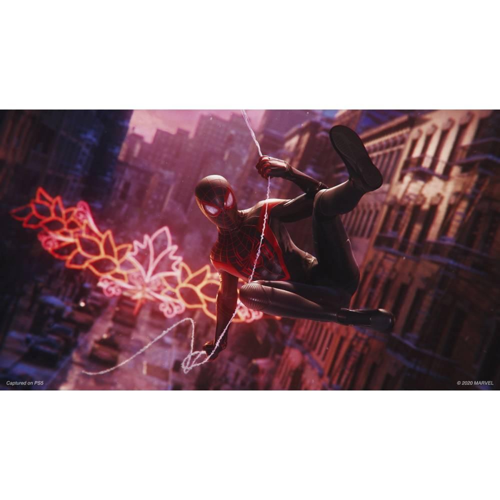 Marvel's Spider-Man: Miles Morales Ultimate Edition (PS5) (Російська озвучка) (Marvel's Spider-Man: Miles Morales Ultimate Edition (PS5) (RU)) фото 5