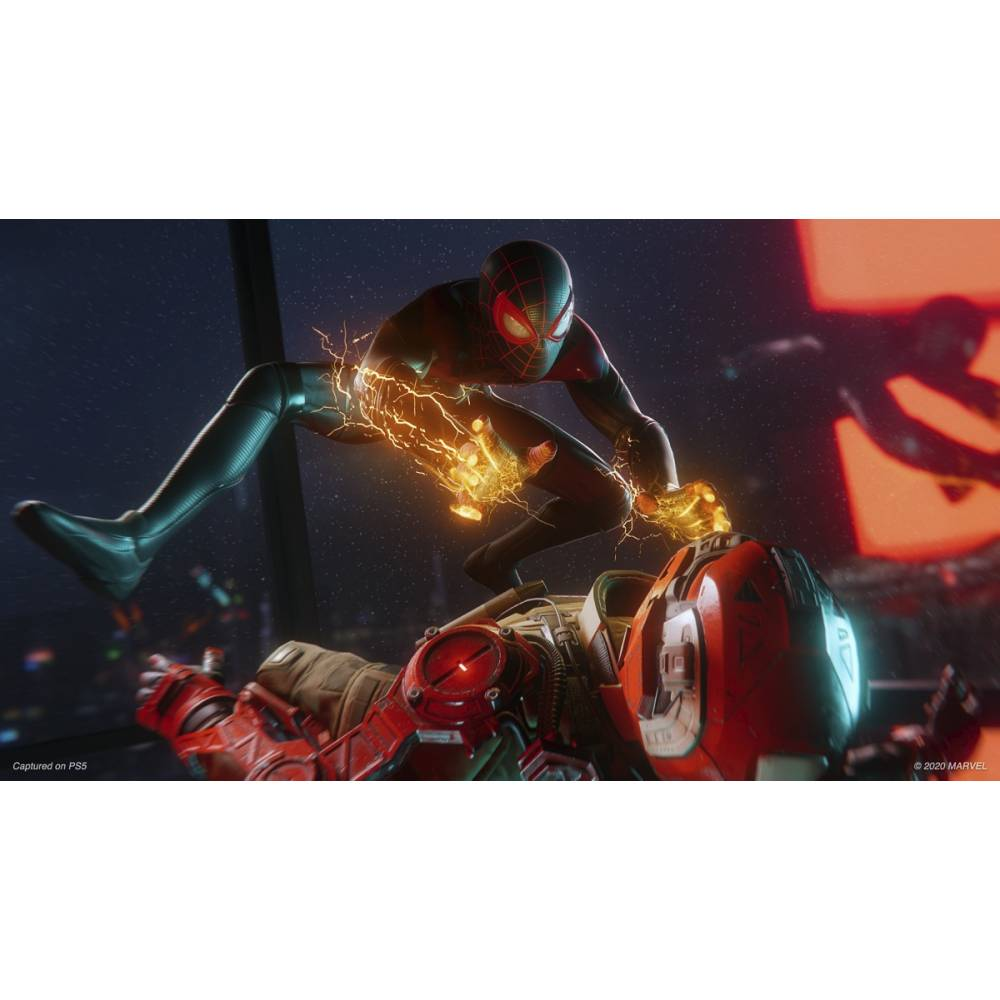Marvel's Spider-Man: Miles Morales Ultimate Edition (PS5) (Російська озвучка) (Marvel's Spider-Man: Miles Morales Ultimate Edition (PS5) (RU)) фото 6