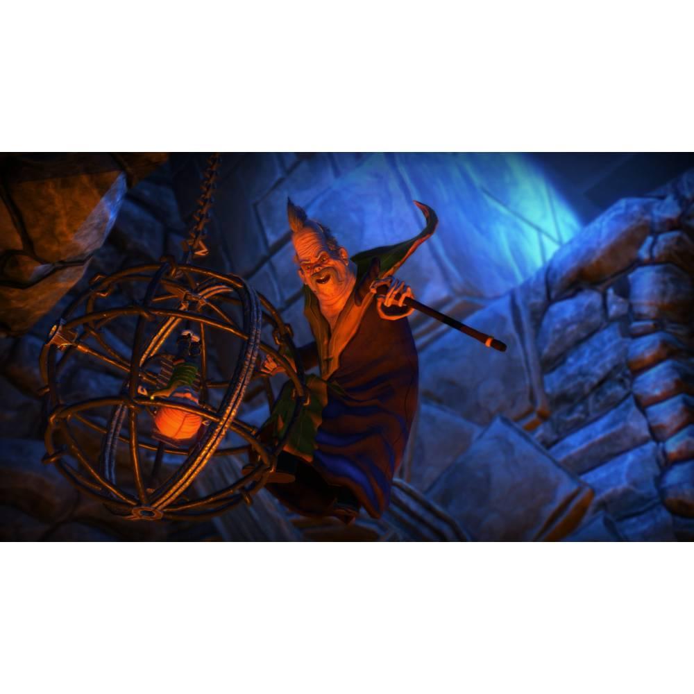 Max: The Curse of Brotherhood (PS4/PS5) (Англійська версія) (Max: The Curse of Brotherhood (PS4/PS5) (EN)) фото 3