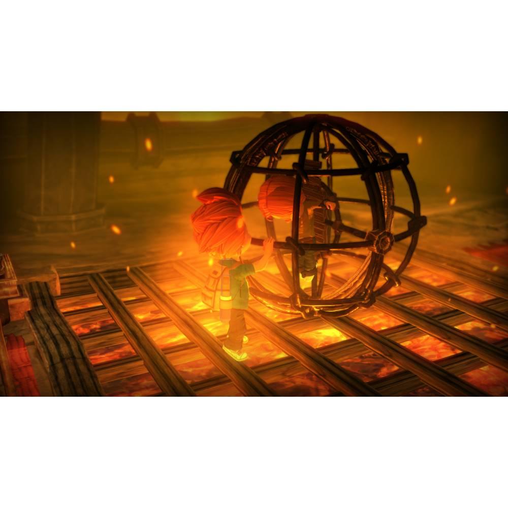 Max: The Curse of Brotherhood (PS4/PS5) (Англійська версія) (Max: The Curse of Brotherhood (PS4/PS5) (EN)) фото 4
