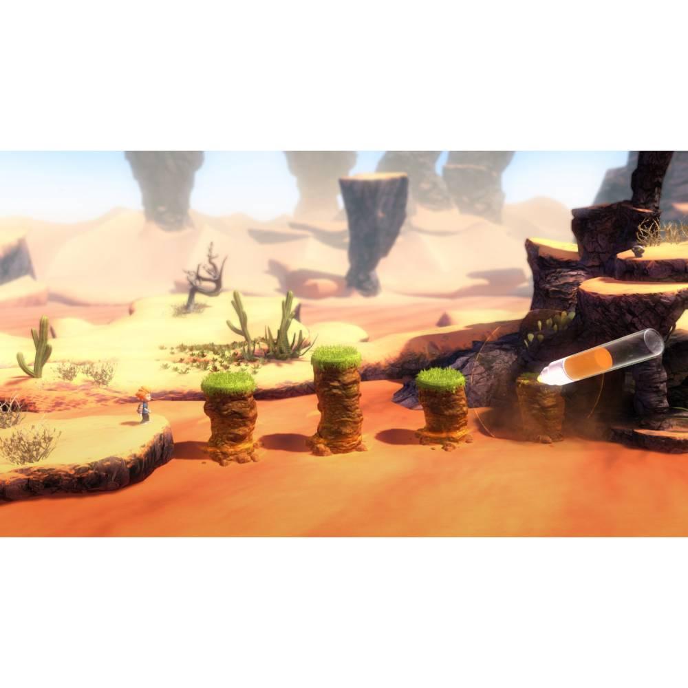 Max: The Curse of Brotherhood (PS4/PS5) (Англійська версія) (Max: The Curse of Brotherhood (PS4/PS5) (EN)) фото 6