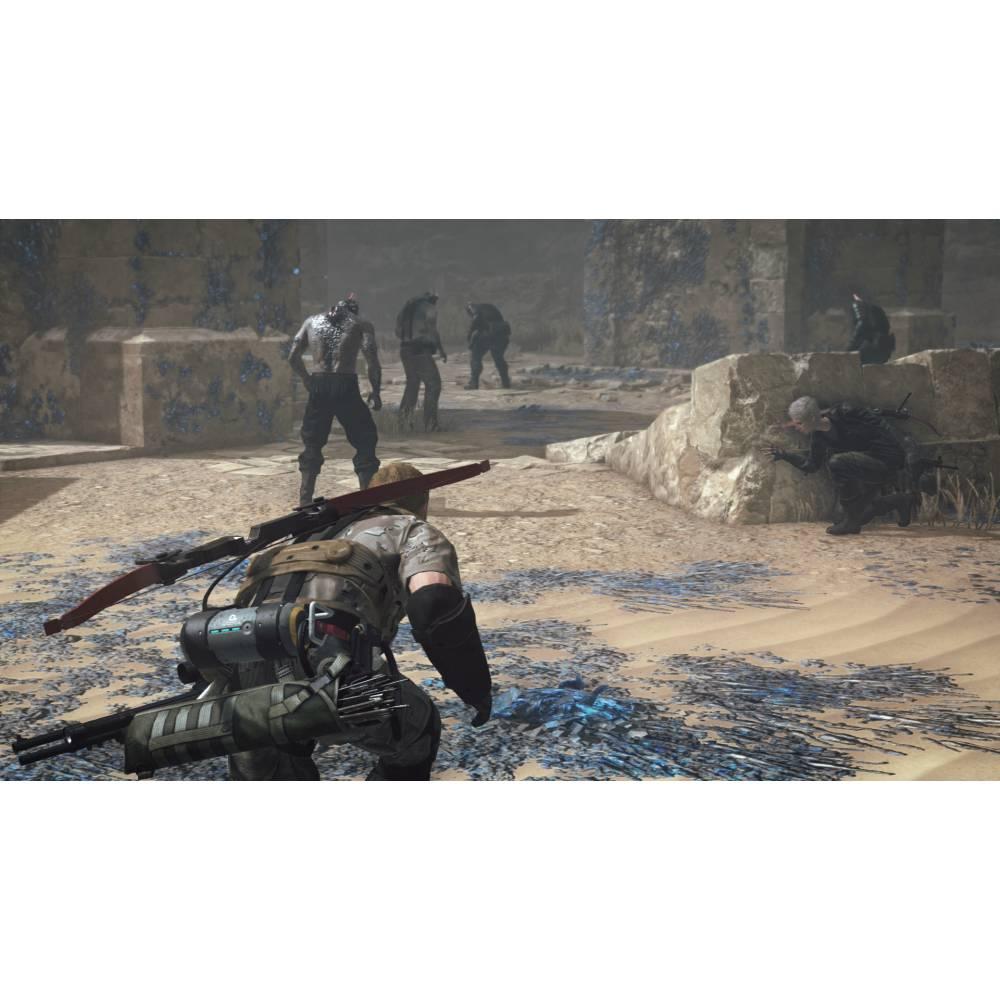 Metal Gear Survive (PS4/PS5) (Русские субтитры) (Metal Gear Survive (PS4/PS5) (RU)) фото 4