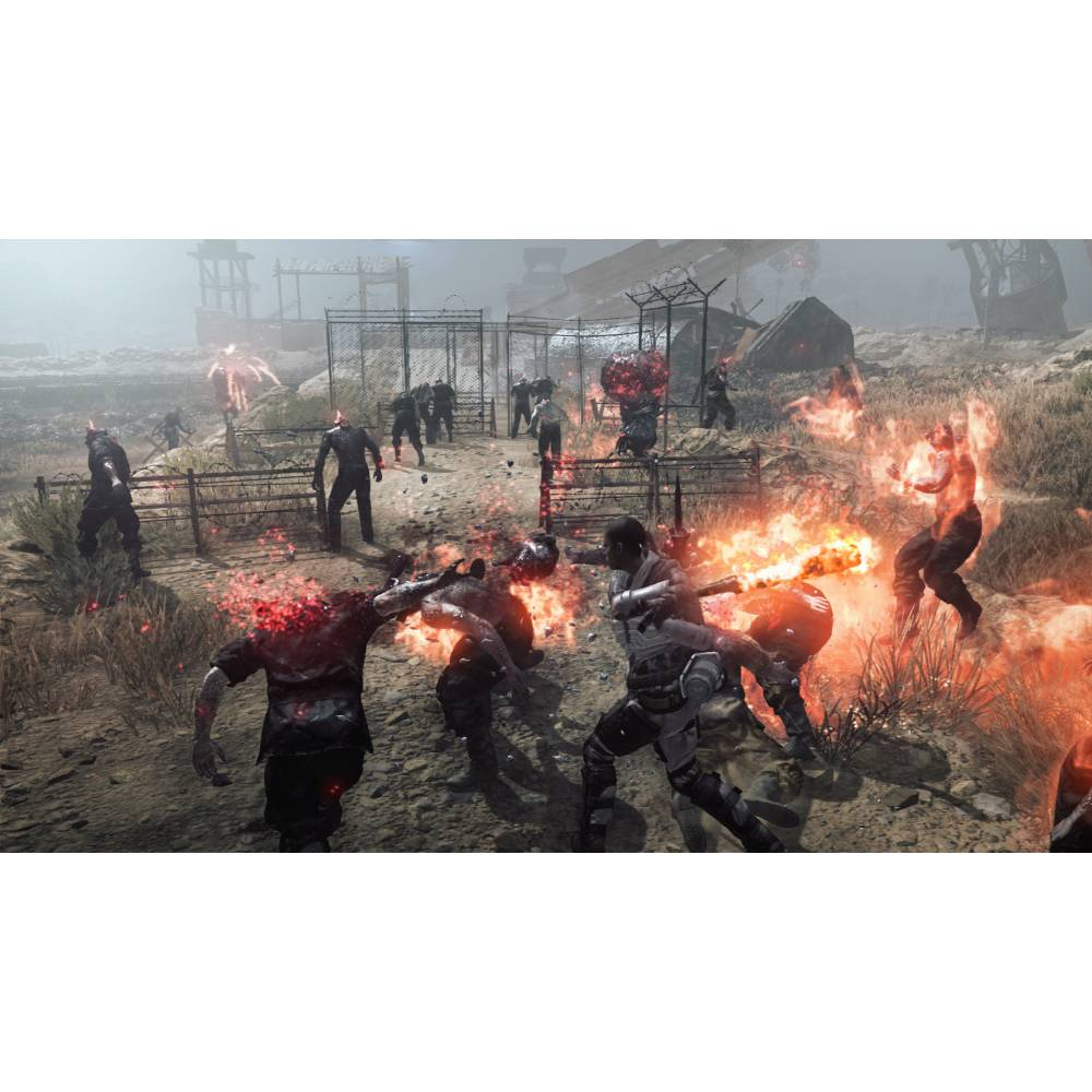 Metal Gear Survive (PS4/PS5) (Русские субтитры) (Metal Gear Survive (PS4/PS5) (RU)) фото 5