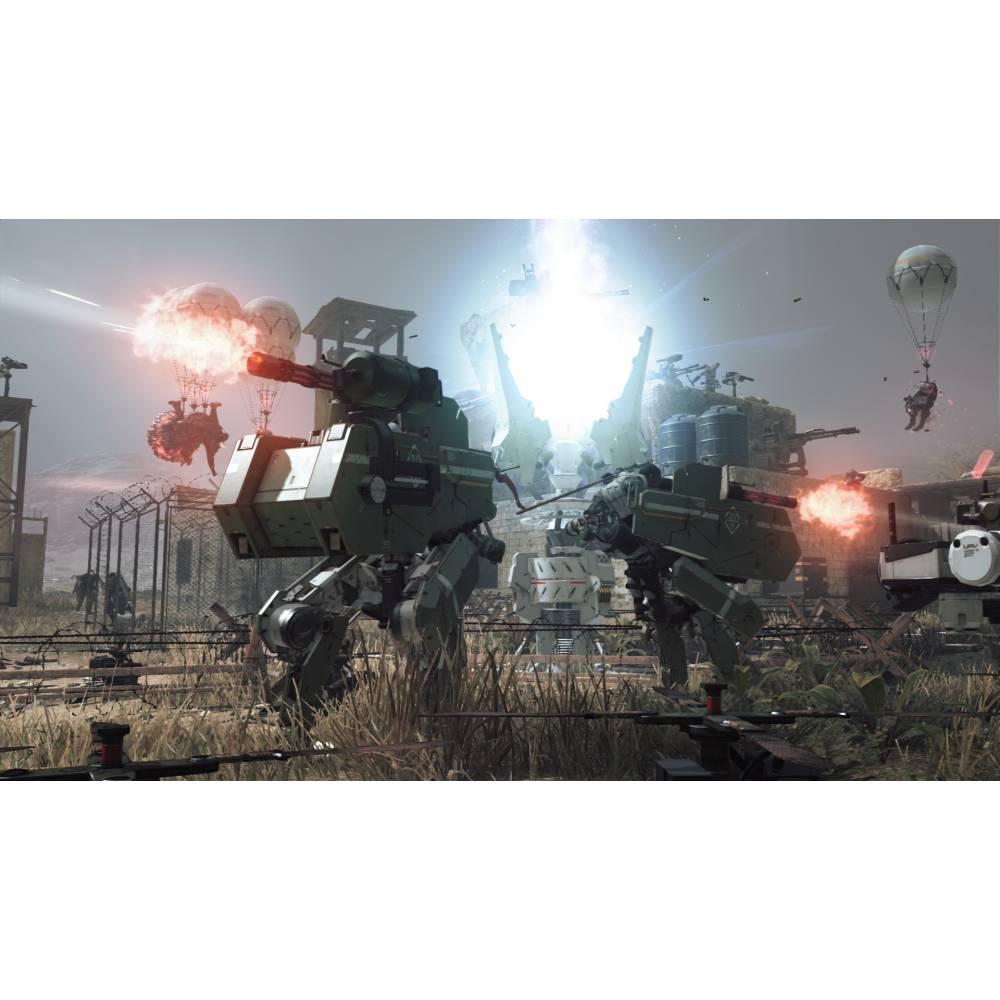Metal Gear Survive (PS4/PS5) (Русские субтитры) (Metal Gear Survive (PS4/PS5) (RU)) фото 6