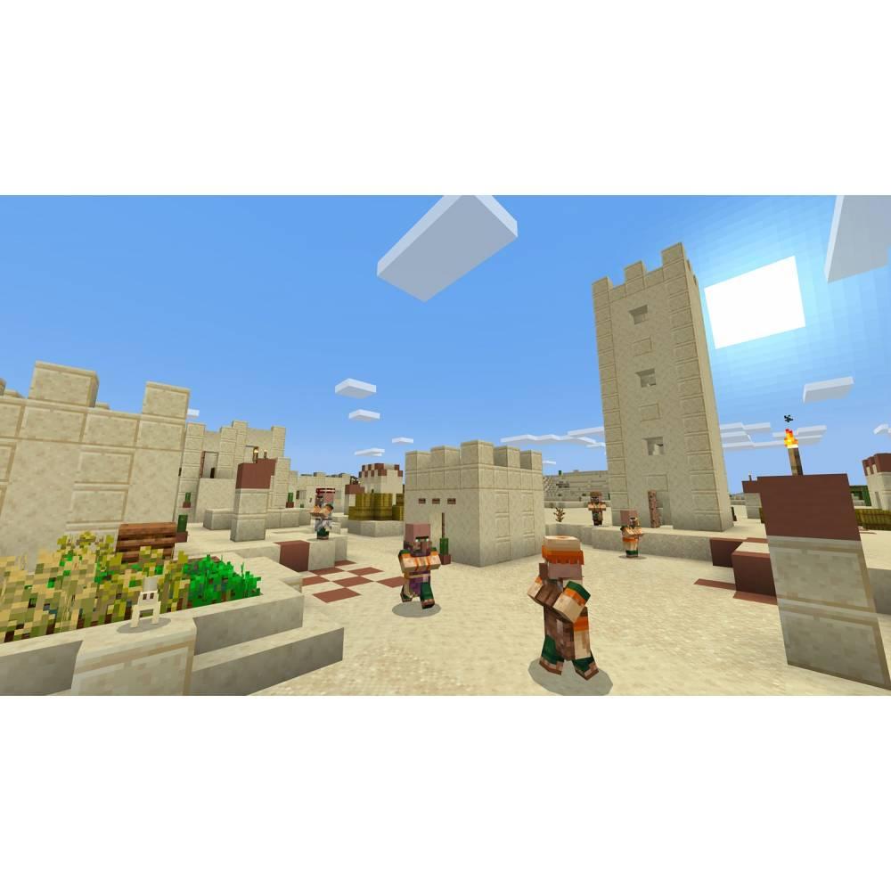 Minecraft (PS4/PS5) (Русские субтитры) (Minecraft (PS4/PS5) (RU)) фото 3