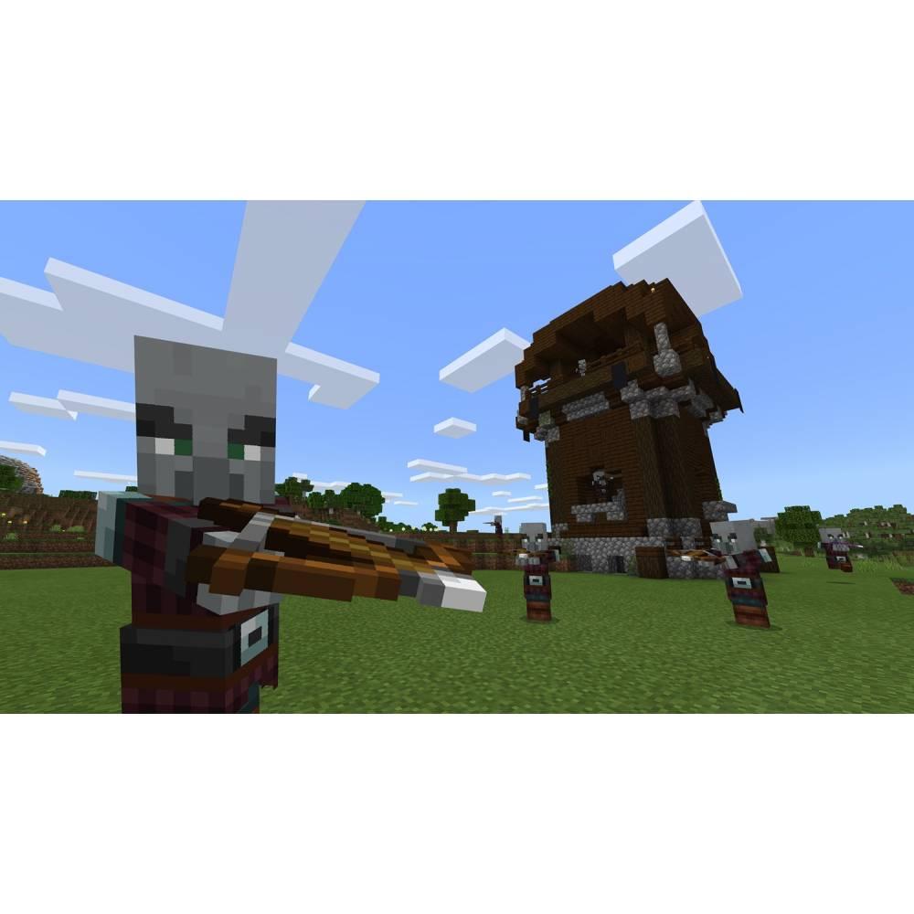 Minecraft (PS4/PS5) (Русские субтитры) (Minecraft (PS4/PS5) (RU)) фото 4