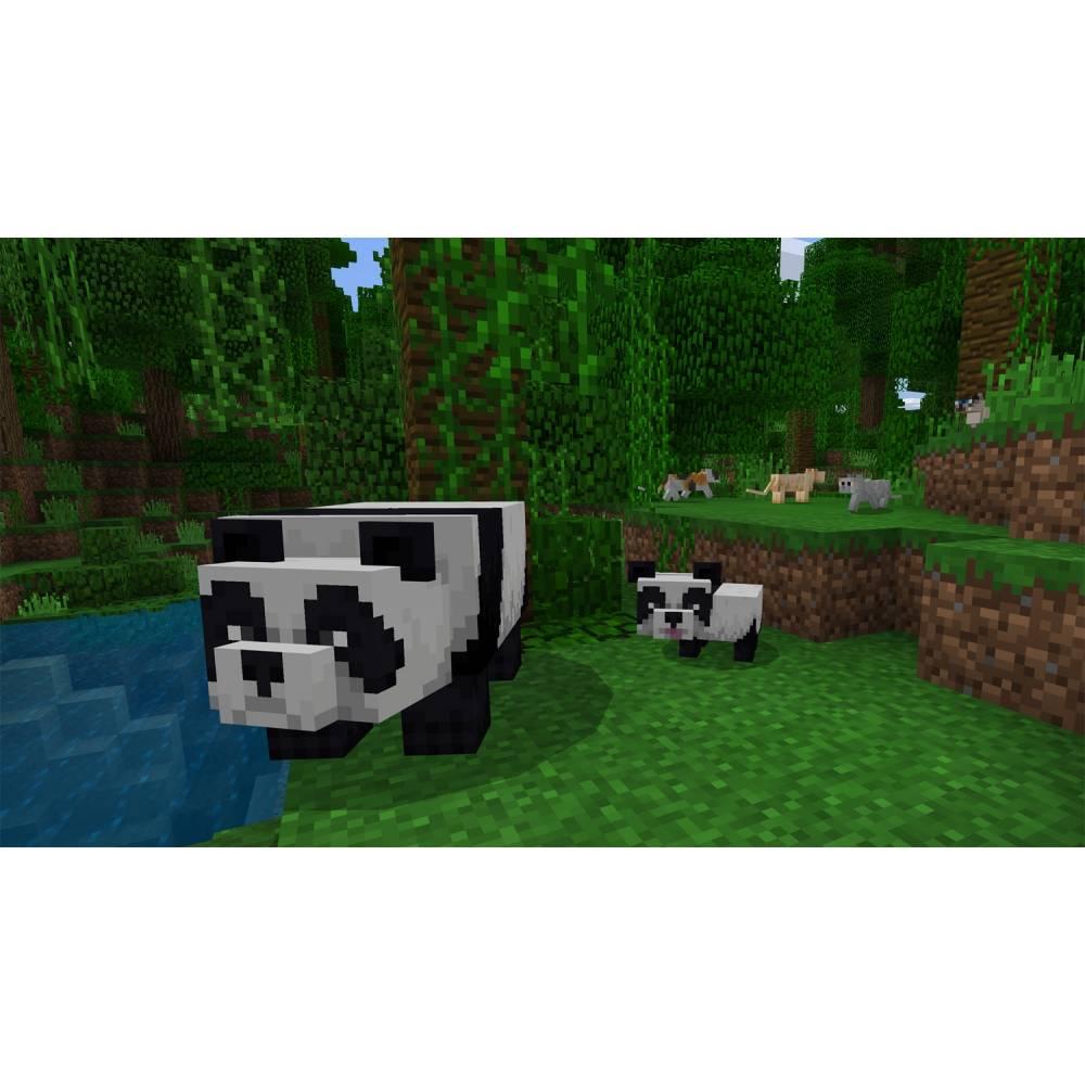 Minecraft (PS4) (Русская версия) (Minecraft (PS4) (RU)) фото 5